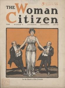 The Woman Citizen--January 1918