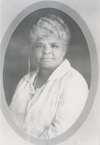 Portrait of Ida B. Wells in 1920.