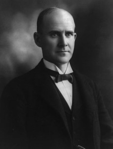 Eugene V. Debs (1855 – 1926) – Labor Leader, Socialist and Presidential Candidate