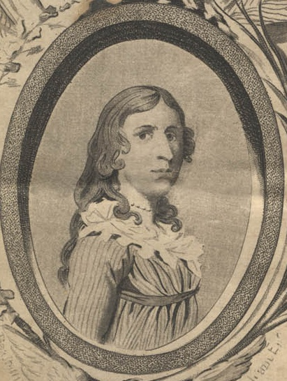Deborah Sampson, portait