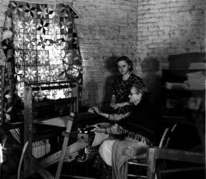 Women's sewing project in West Virginia 1933