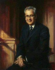 Portrait Artist: Everett R. Kinstler W. Willard Wirtz 1962-1969
