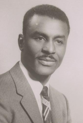 Portrait of the Rev. Fred Shuttlesworth