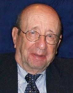 Portrait of Hans S. Falck
