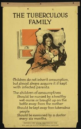 National Child Welfare Association poster