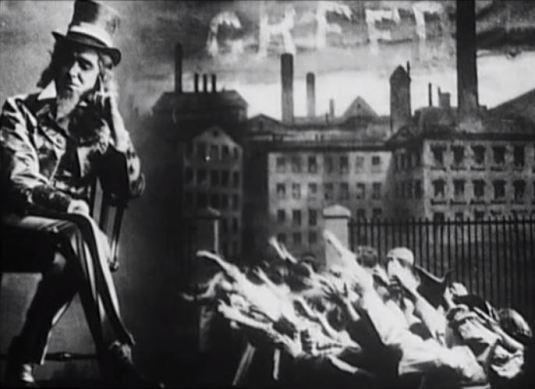 Movie still from Children Who Labor (1912)