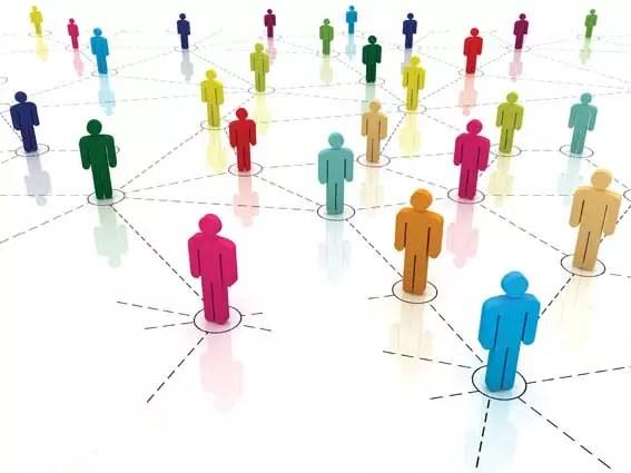 how to connect peers in a peer to peer app