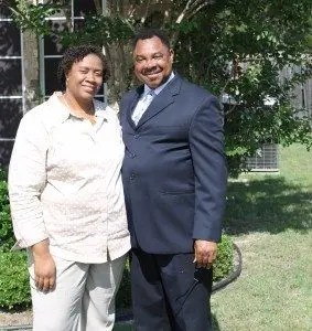 Saundra and Doug Umoru, Founders of Youth in View