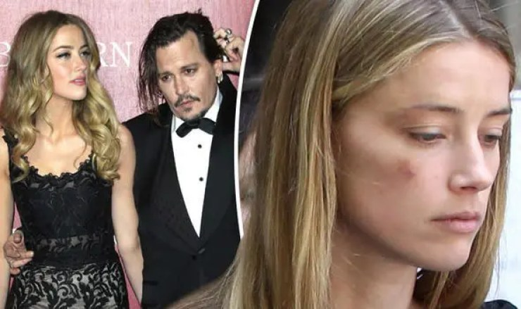 If you have not heard of the celebrity news between Amber Heard and Johnny  Depp 4c992234b