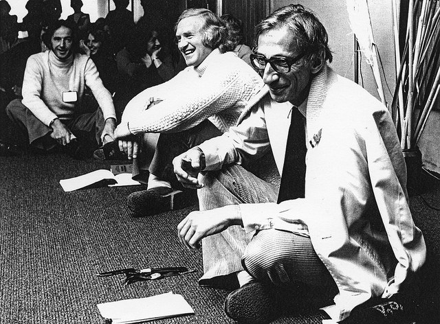 Ivan Illich at the 1978 Biennial Conference.