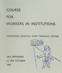 Course for Workers in Institutions 1965