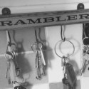Rambler Estate (car badge) (Clare Orger)