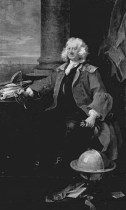 Hogarth's Thomas Coram (Jane McLaughlin)