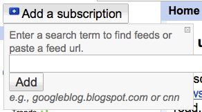 Step 4b: Add Subscription