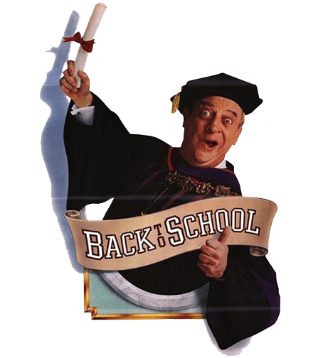 Rodney Dangerfield: Back to School