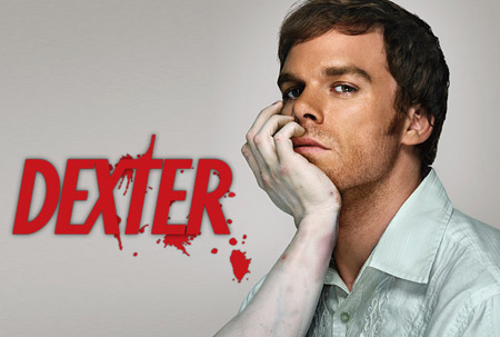 The Image of Dexter, a psychotic mass murderer who's show I dislike