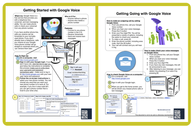 Thumbnail of Google Voice Intervention