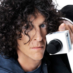 A Picture of Howard Stern