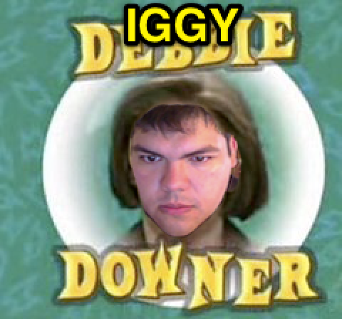 Iggy Downer