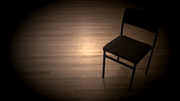 My absence: An Empty Chair