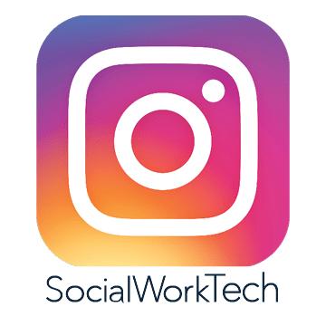 Follow Social Work Tech on Instagram