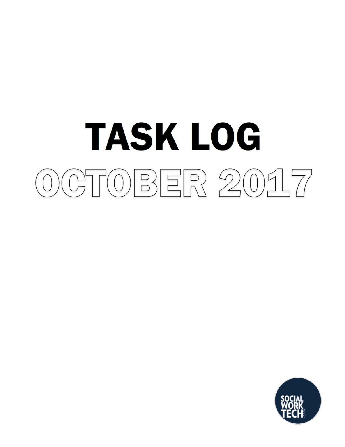 Thumbnail picture of a planner/task organizer, readable on the PDF link.