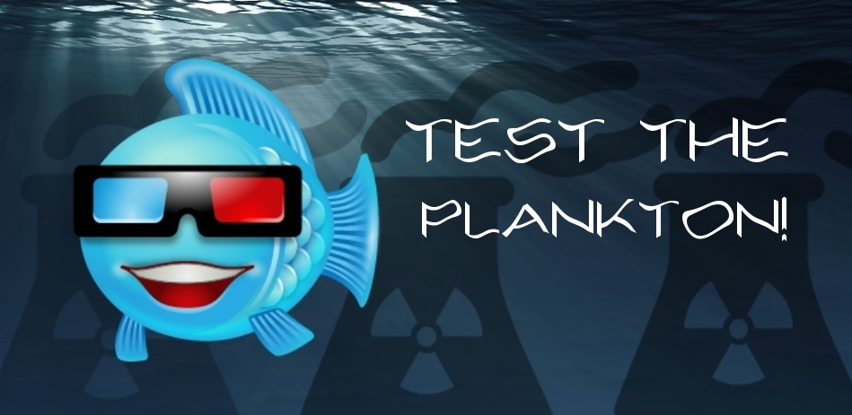 Radiation And The Pacific Coast: Test The Plankton!