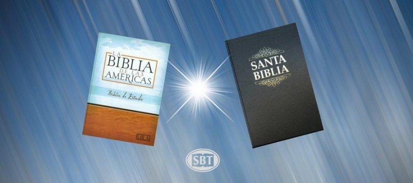 ¿QUÉ DIFERENCIA HAY ENTRE LA BIBLIA DE LAS AMÉRICAS Y LA BIBLIA REINA VALERA?