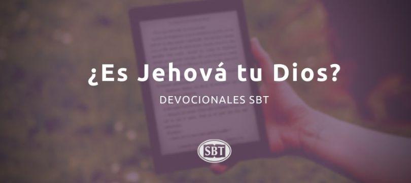 devocionales SBT