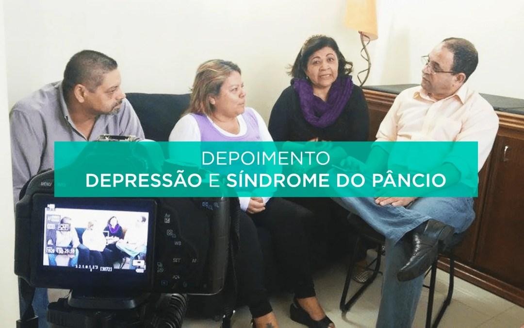 Tratamento de Depressão e Síndrome do Pânico – Depoimento