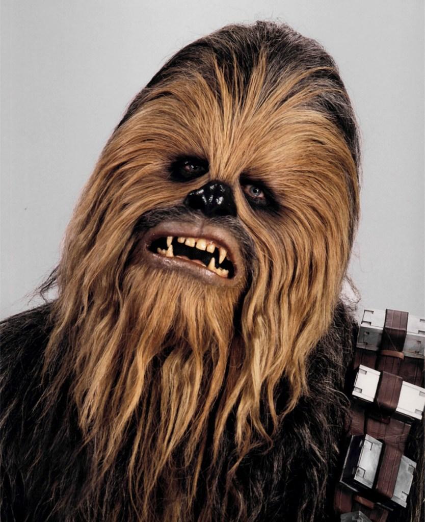 8 fatos dos bastidores que você pode não saber sobre o Chewbacca.