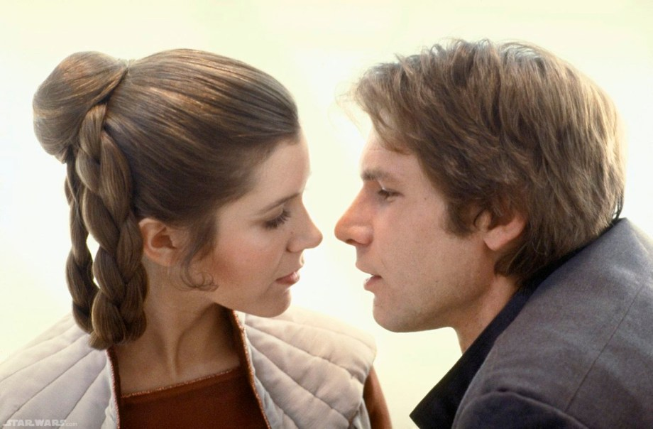 O amor em uma galáxia distante