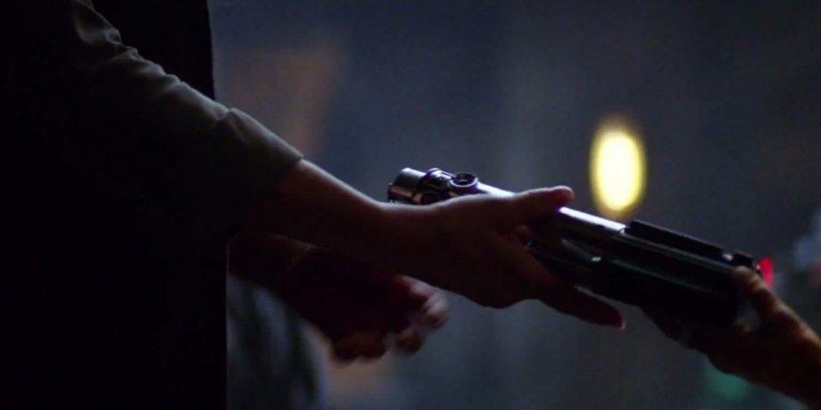 O Despertar Da Força: especulação sobre o sabre de luz de Anakin.