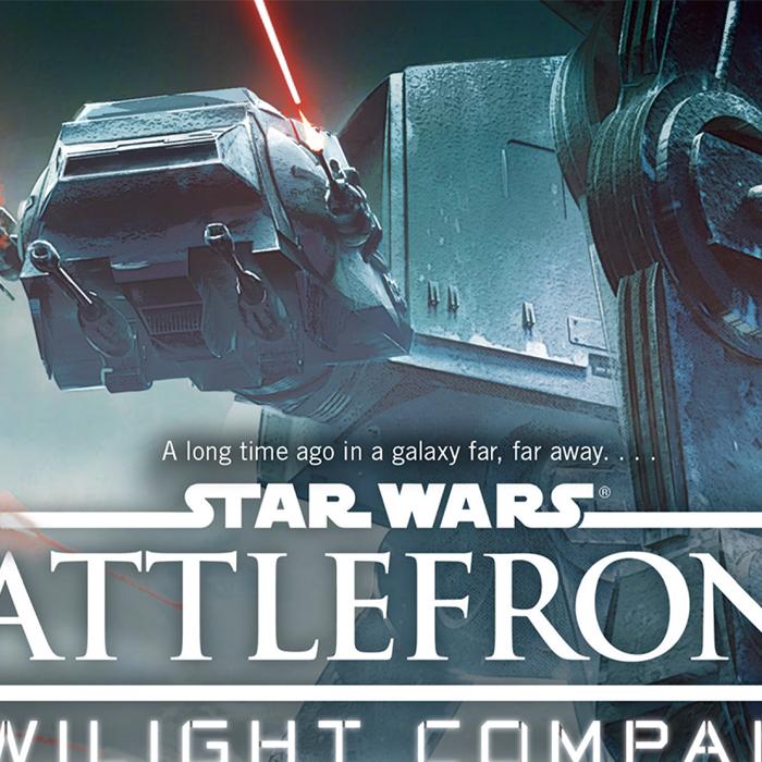 Confira a incrível capa de Battlefront: Twilight Company