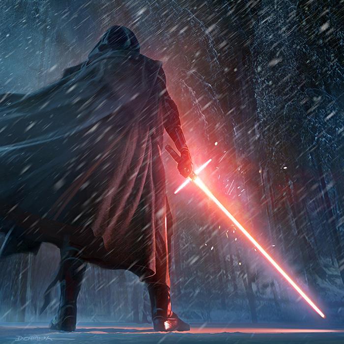 Livro 'A Arte de Star Wars: O Despertar da Força' será lançado em Dezembro!