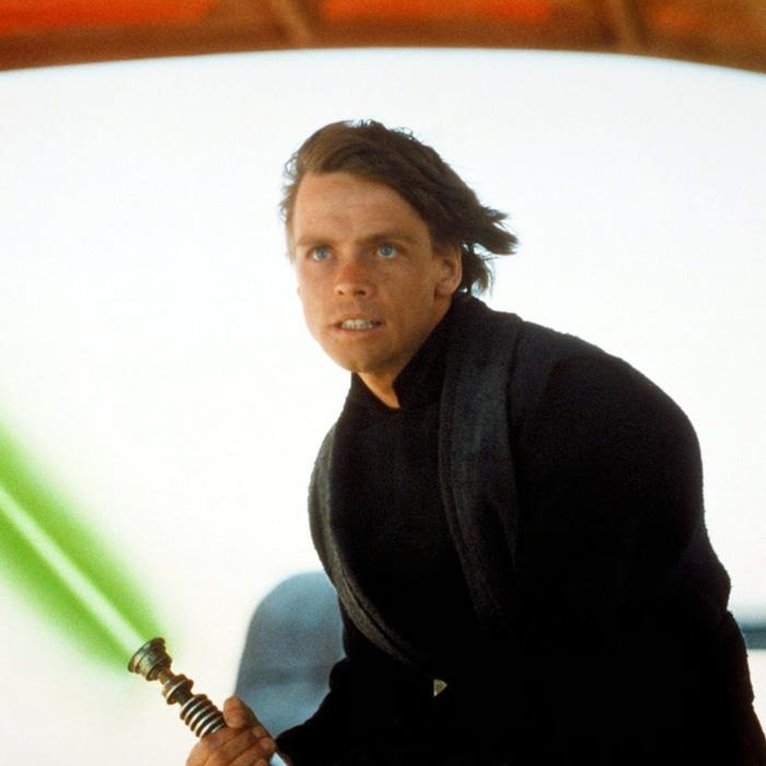 Rumor: o tempo de tela de Luke Skywalker