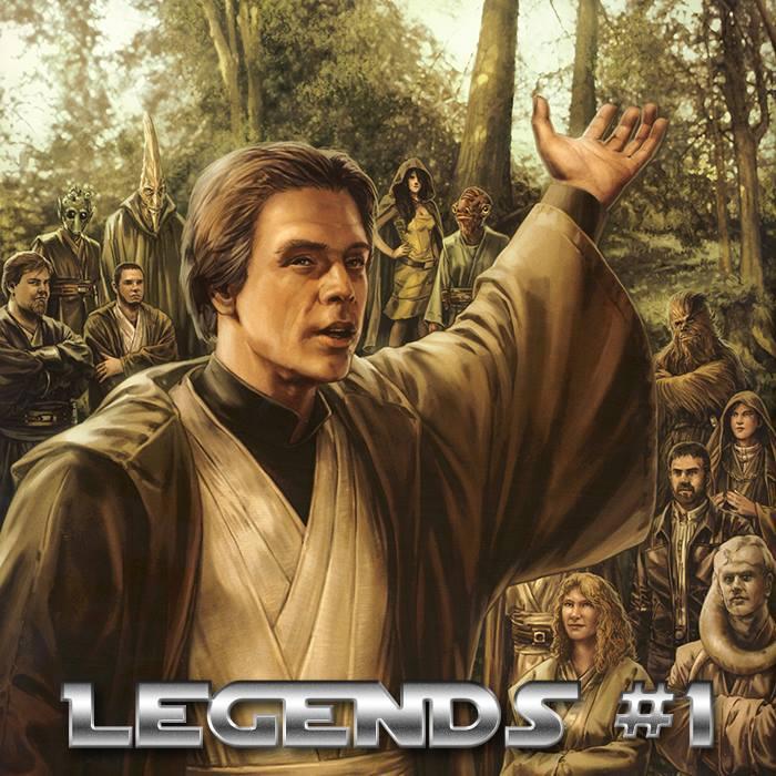 Legends | A Nova Ordem Jedi – Parte I