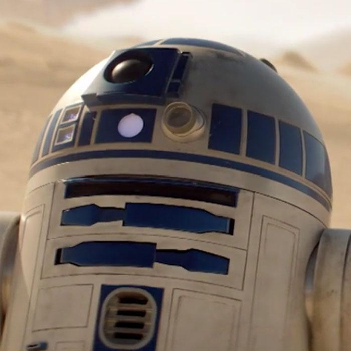 Comercial de empresa mostra C-3PO, R2-D2 e BB-8 juntos!