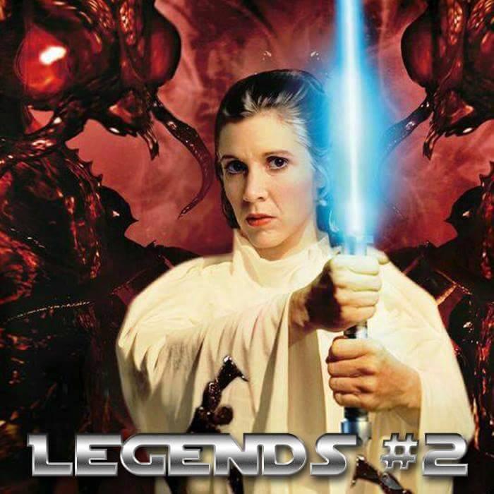 Legends | A Nova Ordem Jedi – Parte II