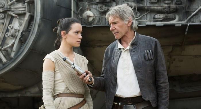 Versão Deluxe do Blu-ray revela quem é o pai da Rey