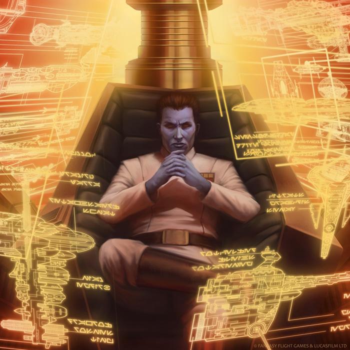 Rumor | Thrawn pode aparecer em Star Wars Rebels