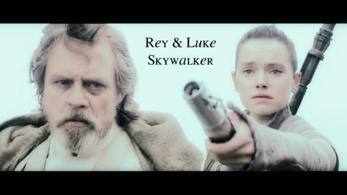 Rey ainda pode ser uma Skywalker!