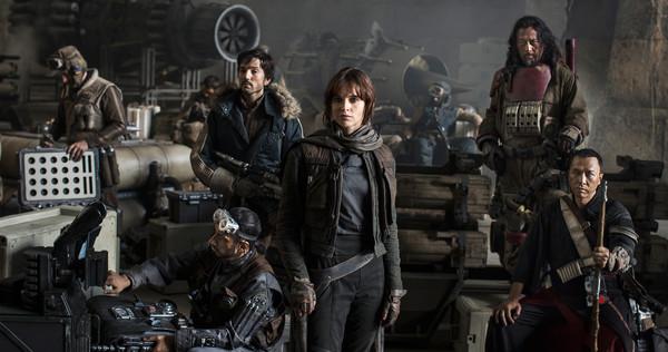 Rogue One | Trailer final deve ser lançado junto a Doutor Estranho