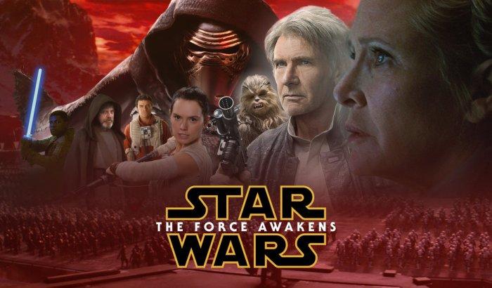 Blu-ray de 'O Despertar da Força' chega em abril