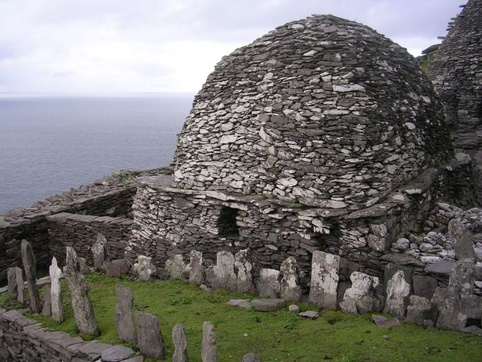Lugares de Star Wars - Skellig Michael Irlanda 01 (Templo Jedi)