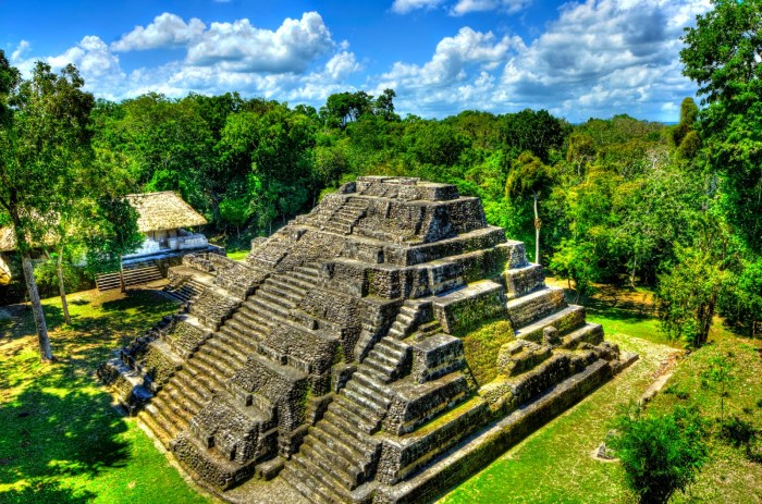 Lugares de Star Wars - Tikal Guatemala 03 (Yavin)