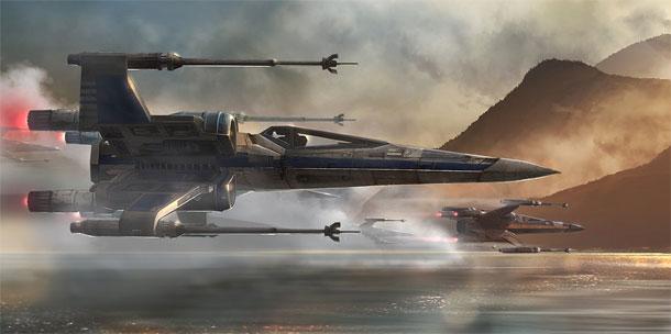 A Batalha de Takodana vai chegar no Star Wars Battle Pod Arcade Game