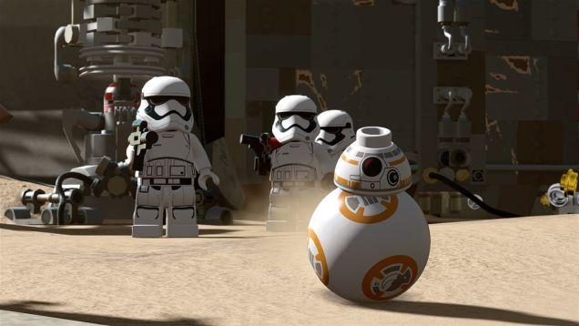 LEGO Star Wars: The Force Awakens chega em Junho