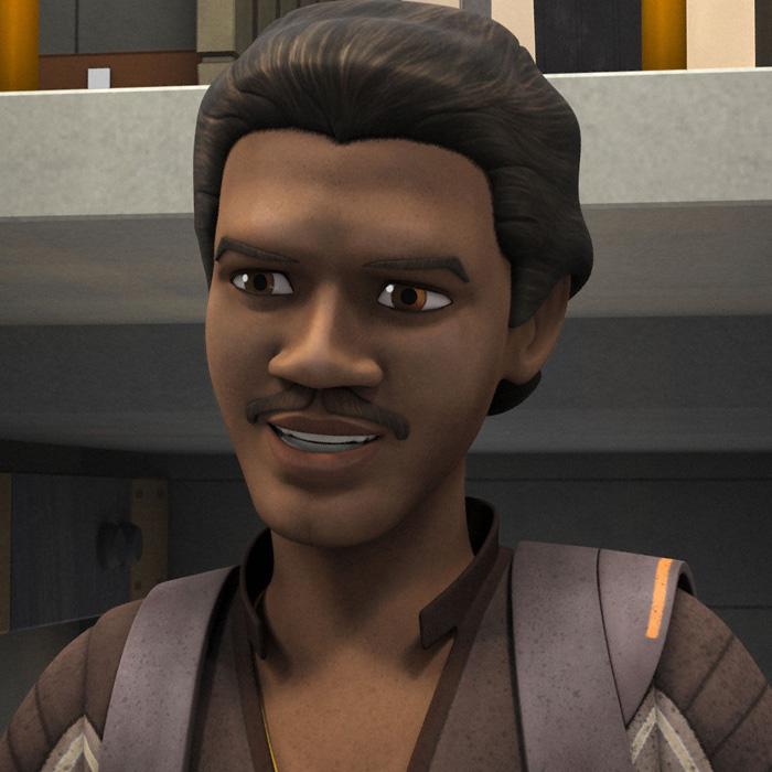 Rebels | Lando deve retornar na terceira temporada!