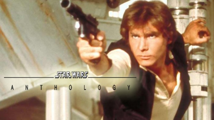 Três atores parecem ser os finalistas para viver Han Solo